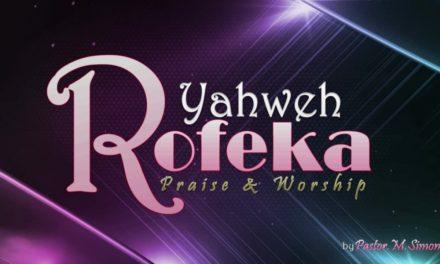 Yahweh Rofeka | Worship by Pastor M. Simon | Tamil Christian Song From Levi 4 – John Jebaraj